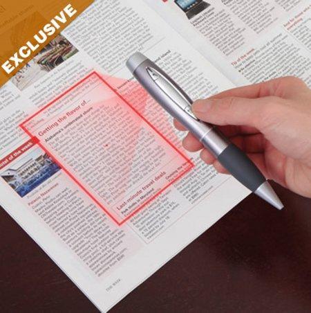 pen-scanner