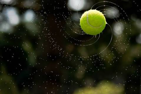 spinningtennisball