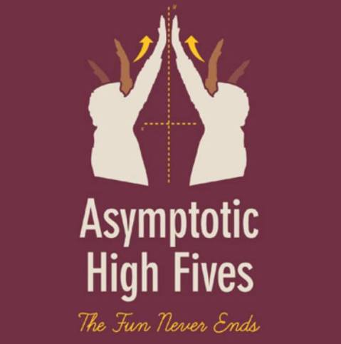 ASYMPTOTHIC  high fives