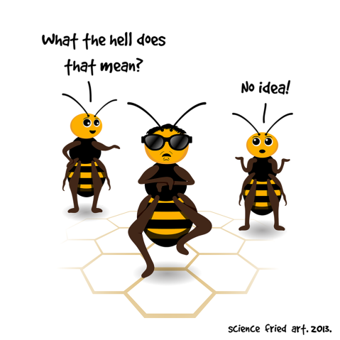 beesdancewaggle