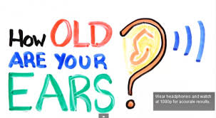 how old ears