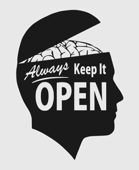 keep it open
