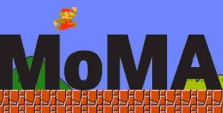moma's videogames