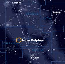 nova delphini 2013