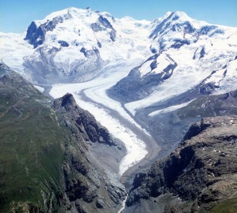 alpsglaciers