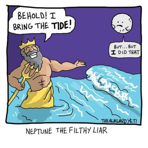 neptune liar